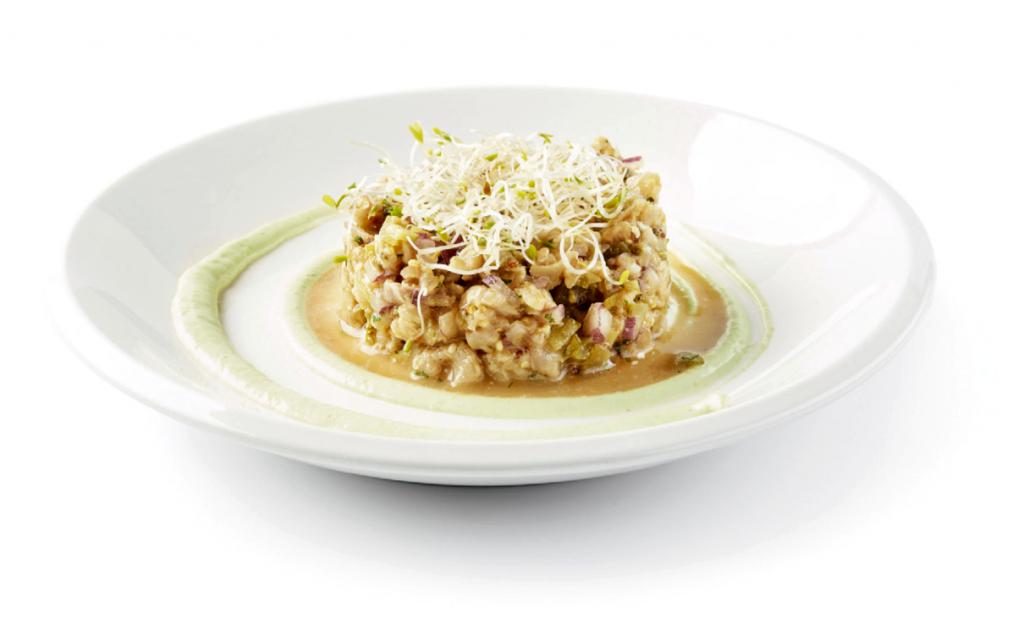 Ceviche de Corbina - Petit Lekeitio - Mar de Tapas 2019